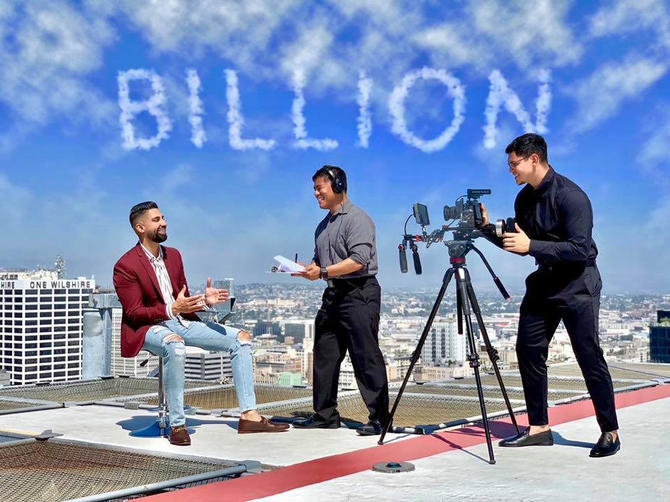 Dhar Mann 1 billion video views achievement