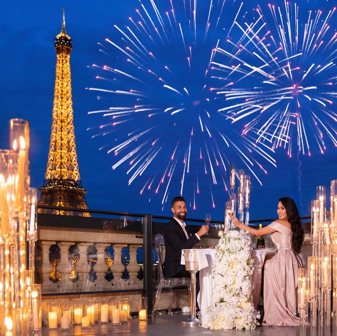 Dhar Mann 7 day proposal to Laura G in Paris France