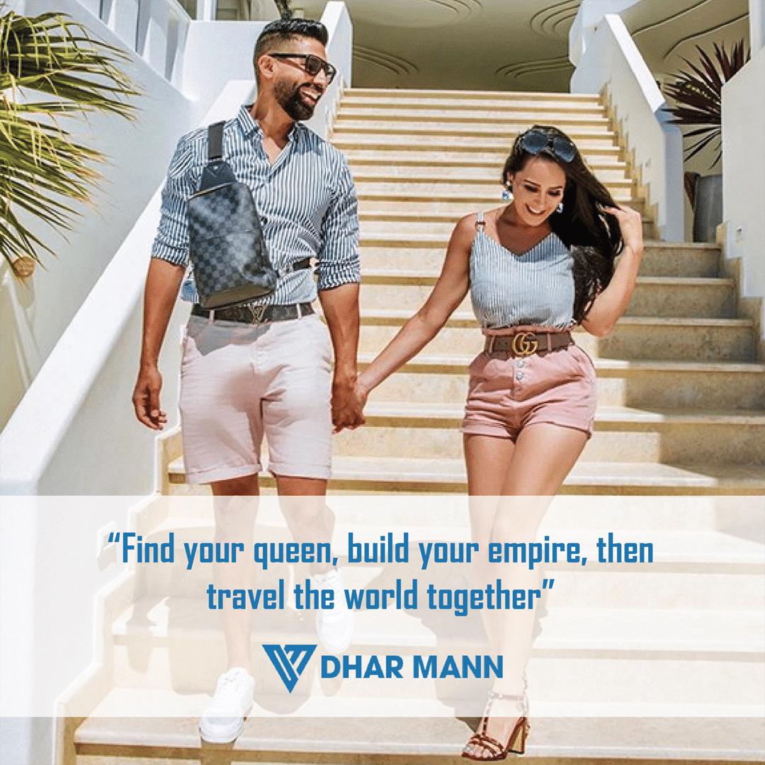 Dhar Mann motivational quote