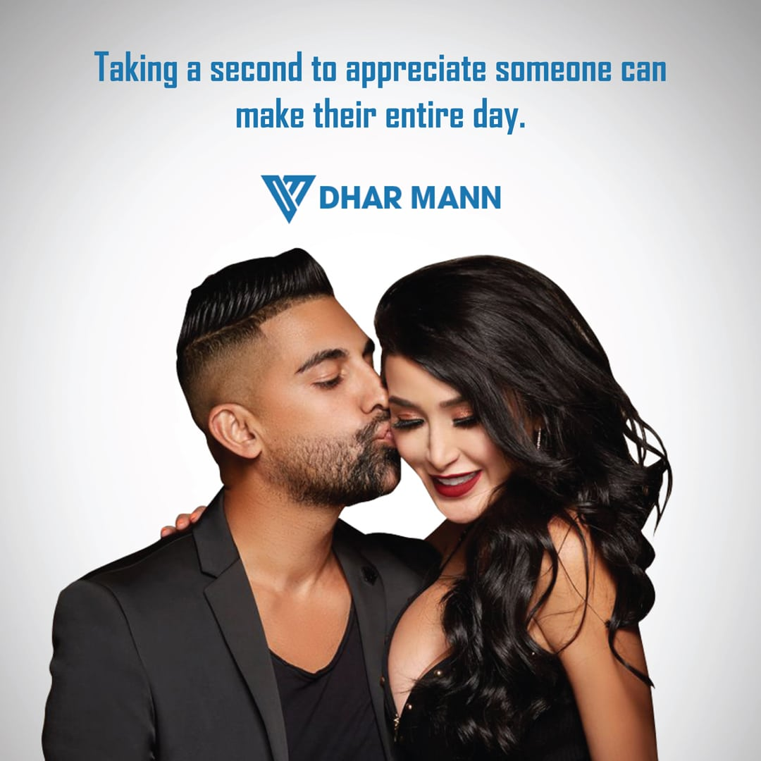 Dhar mann quote on love