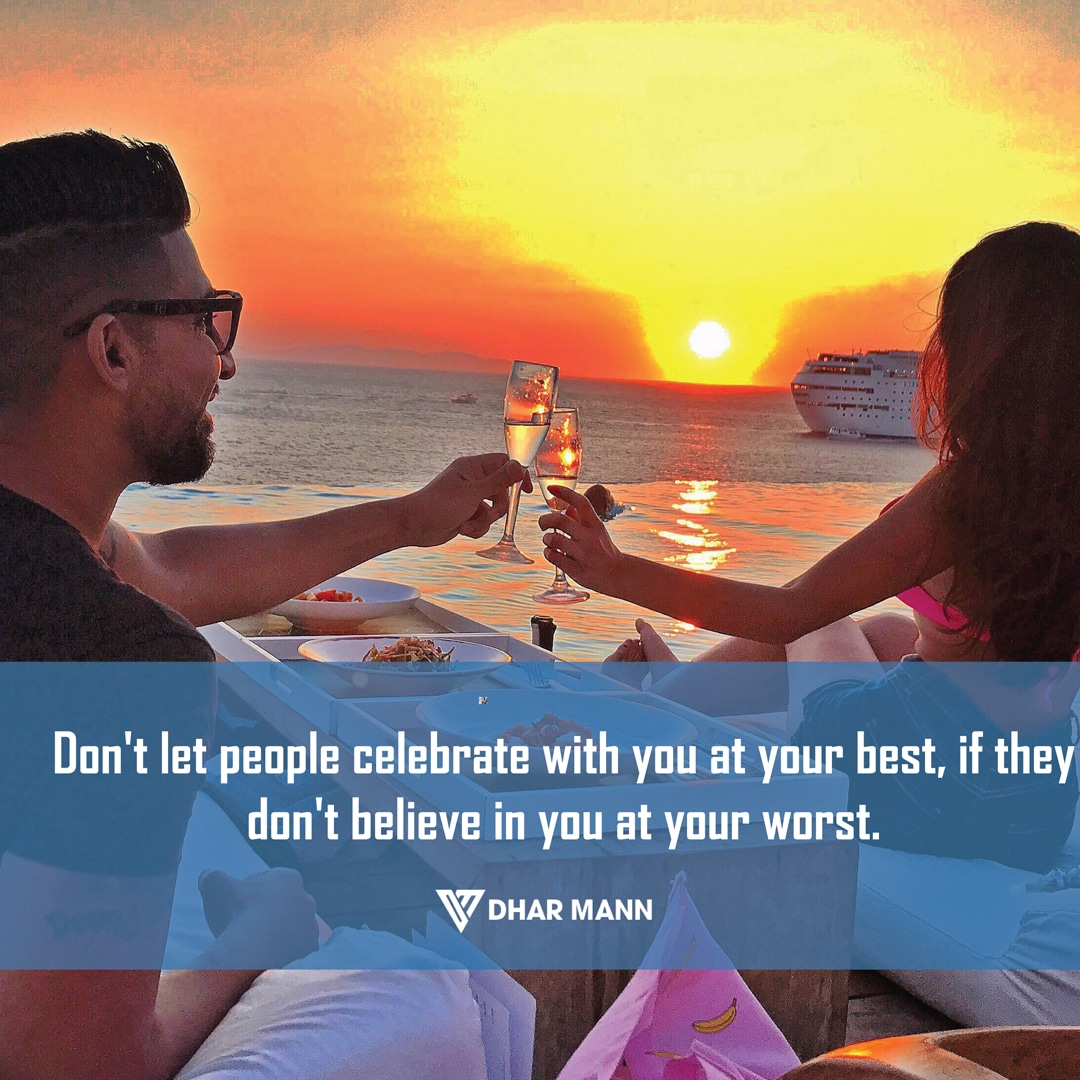 Dhar Mann quote on relationships